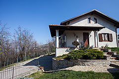 Italian villa for sale in Piemonte -